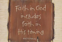 My faith / by Dawn Davis