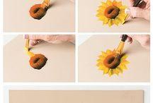 DIPINGERE - Tecniche di Pittura