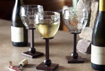 """Wine & Dine by Iron Accents"" / Wine isn't just a beverage - it's an art form! Celebrate your favorite fermented grape libations in true wine lover fashion with these decorations and accessories. / by Iron Accents"