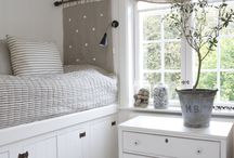Guest Bedroom Inspiration / by Kara