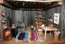 Peikkoperheen elämää / Tarinan alku löytyy täältä  http://peikkoperheeneloa.blogspot.fi/
