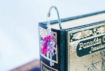 Zakładki do książek/Bookmarks