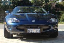 Jaguar XK8 XKR