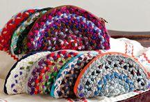 Monederos a Crochet