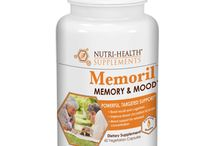 Memory and Mood Health / Memory and Mood Health- Supplements