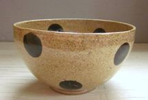 Pottery / A selection of pottery that inspires me,