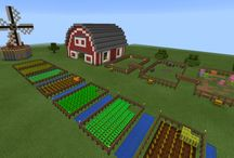 Minecraft Bauernhof