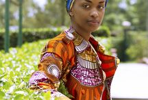 African Costumes and Fashion