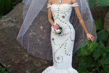 roupas de bonecas Barbie