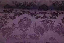 Damask Fabric / Curtains for living room