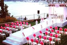 Wedding ideas / Glam style weddings