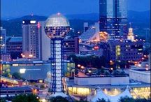 Knoxville - our favorite town / Glad to be a part of this big, small town!