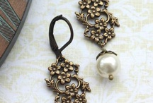 Crafts:Jewelry:Earings:Vintage