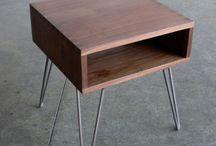Bedside table / by Benedetta Regis