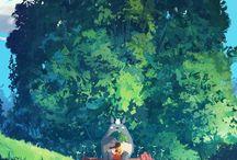 Ghibli Reference