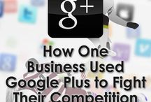 Google Plus / Google plus for Business / by Bakehouse Studio