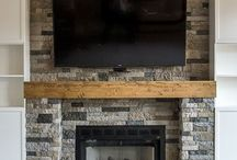 Fireplace mantels ideas