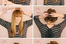 Hair / by Kelly Wood