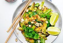 De bäst veganrecepten / Vegansk mat