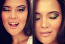make-up by T'Izzy