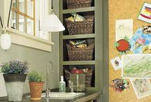 Home Building: Mudroom