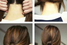 Ponytails / Hairinspiration