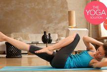 yoga / Tara Stiles