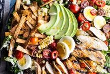 Lush salads