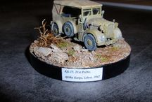 My finished projects: Kfz.15