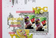 Scrapbooking layouts / by Kim Arnold