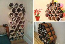 Ayakkabılık Yapımı / DIY Shoe Cabinet