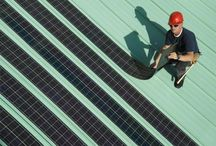 Solar Applications for Metal Roofing