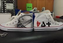 Sneakers customized