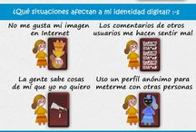 Identidad digital y uso de internet