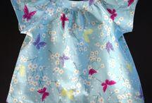 DIY  bébé couture