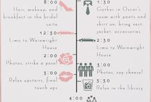wedding printables and signage