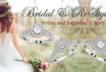 Upcoming Events / Bridal, Events, Special and More