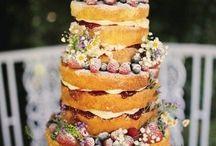esküvői torta, süti és ital bar