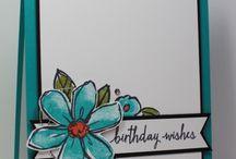 """Cards - """"Garden in Bloom"""""""