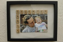 FATHER'S DAY IDEAS / by Samantha Fryer