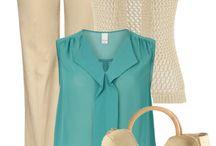 gyönyörű öltözetek türkiz színben