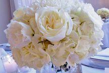 White Wedding Decor Inspiration