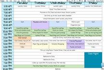 Organizing / Tips on organizing