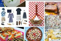 Lazy Days and BBQ's / A blog series to help you plan the best BBQ this summer! We cover the planning, tablescapes, appetizers, main dishes, desserts, and even what you should wear! Check it out!  #lazydaysbbq