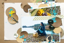 Scrapbooking Ideas / by Mallory Easton