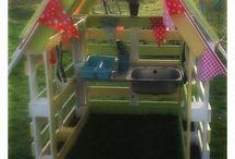 detské záhradne nápady