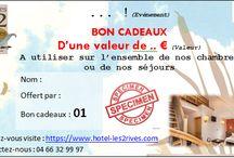 Offrez La Lozère pour Noël / Vous trouverez tout nos bon cadeau et nos coffrets cadeau en ligne sur https://www.hotel-les2rives.com/coffrets-cadeaux/. Alors n'hésitez pas à franchir le pas et offrir un petit bout de la Lozère par le bief de chèque cadeau à L'Hôtel Les 2 Rives. #chèquecadeaulozère #lozèrenoel #hotelles2rives #hotellozèrenoel