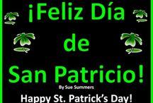 Dia de San Patricio