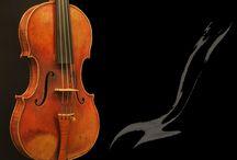 Guarneri del Gesu violin 1743 'Il Cannone' / replica made by Andreas Preuss, Tokyo 2014