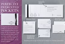 eInvite Pocket Invitations / Give your guests something unique and different, with a pocket wedding invitation. A pocket wedding invitation stands out as something unconventional and even fun. With many varieties to choose from, you might also consider a layered wedding invitation as well and generate the same response from your guests.